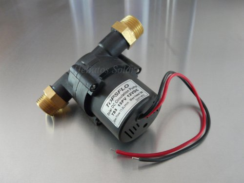 3 Gpm 11 5 Lpm 12v Solar Hot Water Pump Can Be
